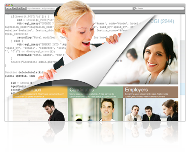 Website Maintenance - web designer help - web developer assistance - web design help