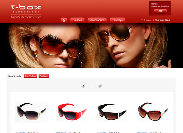 Wholesale Ecommerce Web Development - Online Ecommerce Website Development