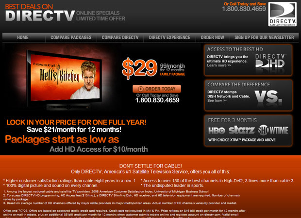 TV Web Development And TV Online Advertising - TV Web Development Specialists